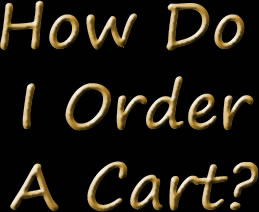 How To order A Cart